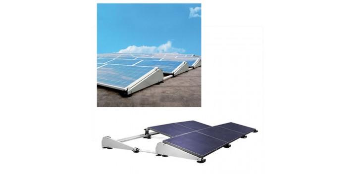 Système de montage pour toitures plates FlatFix
