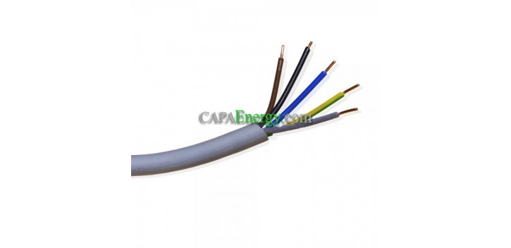 Cable XVB 5G2,5 - 1m