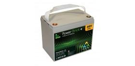 PowerBrick + 48V 25Ah Lithium Batterie