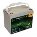 Batteria al litio PowerBrick + 48V 25Ah
