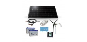 KIT wind & solar 800VA