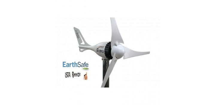 Générateur d'énergie éolienne i-500 Plus 12V