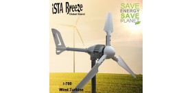 Wind turbine İ-700 24V İsta Breeze