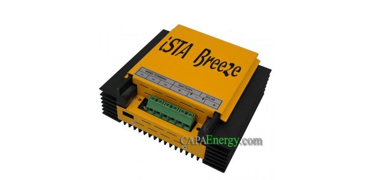 12V-24V i / HCC 800 Contrôleur hybride de charge solaire pour Eolienne