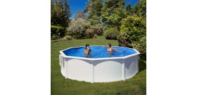 Pool BORA BORA: Ø 350 x 120 cm - KITPR353