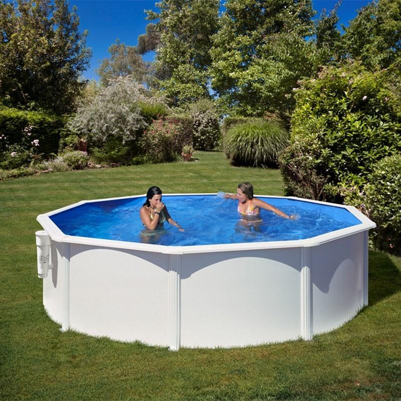 pool bora bora 350 x 120 cm kitpr353. Black Bedroom Furniture Sets. Home Design Ideas