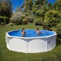 Pool BORA BORA: Ø 460 x 120 cm - KITPR453