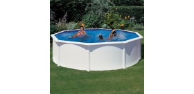 Swimming pool FIDJI: Round Ø300 X 120 cm - KIT300ECO