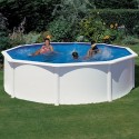 Piscine FIDJI: Ø 300 x 120 cm - KIT300ECO