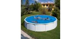 Piscine FIDJI: Ø 460 X 120 cm - KIT460ECO