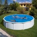 Piscina FIDJI: Ø 460 X 120 cm - KIT460ECO