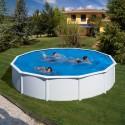 Pool FIDJI: Ø 460 X 120 cm - KIT460ECO