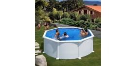 ATLANTIS pool: Ø 350 x 132 cm - KITPR358
