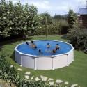 Piscina ATLANTIS: rotonda Ø 550 x 132 cm - KITPR558