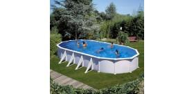 Piscina ATLANTIS: ovale 1000 x 550 x 132 cm - KITPROV1028