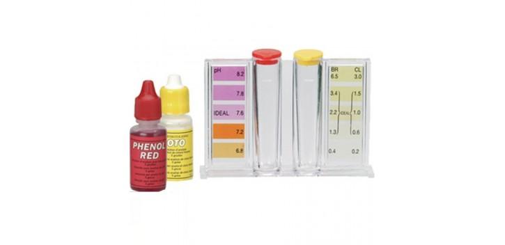 Analizzatore di cloro e pH Gre 40060