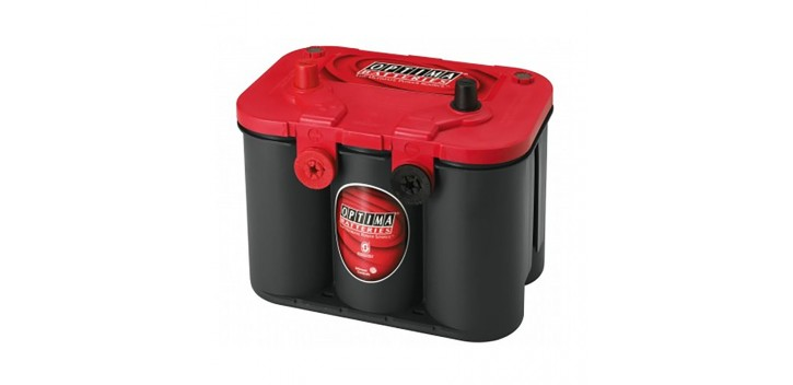 Batterie OPTIMA RED TOP RT S 3.7 12V - 44Ah