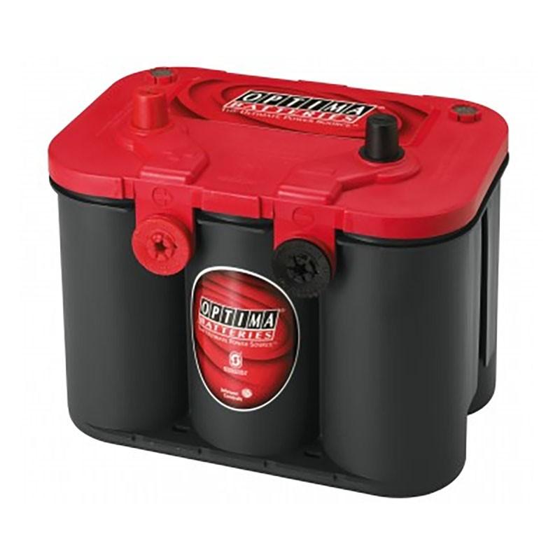 batterie optima red top rt s 3 7 12v 44ah. Black Bedroom Furniture Sets. Home Design Ideas