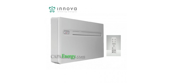 Innova 2.0 reversible monobloc air conditioner without outdoor unit