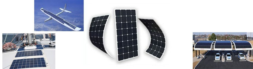 Flessibili Pannelli solari