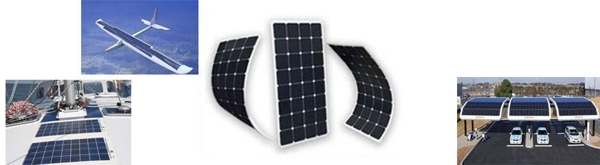 Flexibles Panneaux solaire