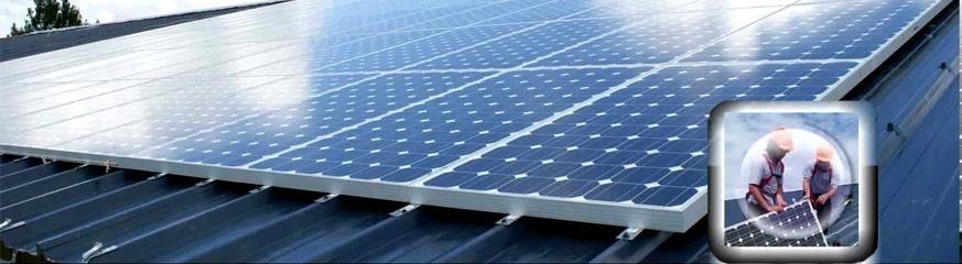 Montaje fotovoltaico y accesorios