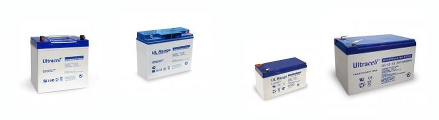 Batteries AGM/Gel