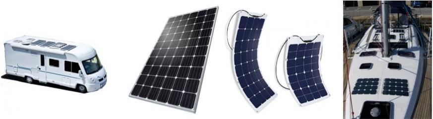 camper - barca / vela Kit solare