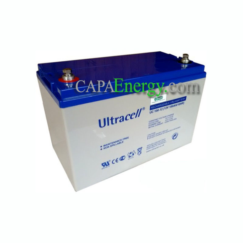 battery GEL 100Ah
