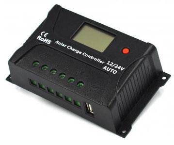 regulateur de charge srne 24 10A