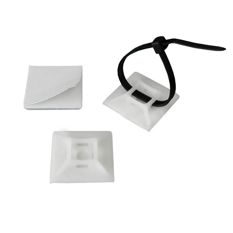 self adhesive cable ties