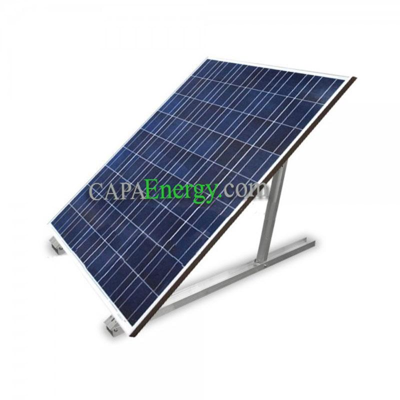 Panel solar de 100Wp