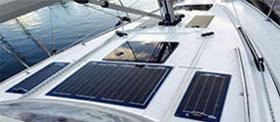 marine panneau solaire