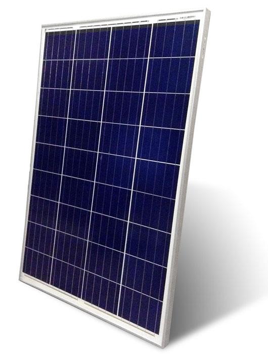 100Wp Solarpanel