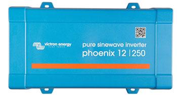 convertidor Victron pure sine 250VA